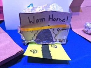 Worm House Example