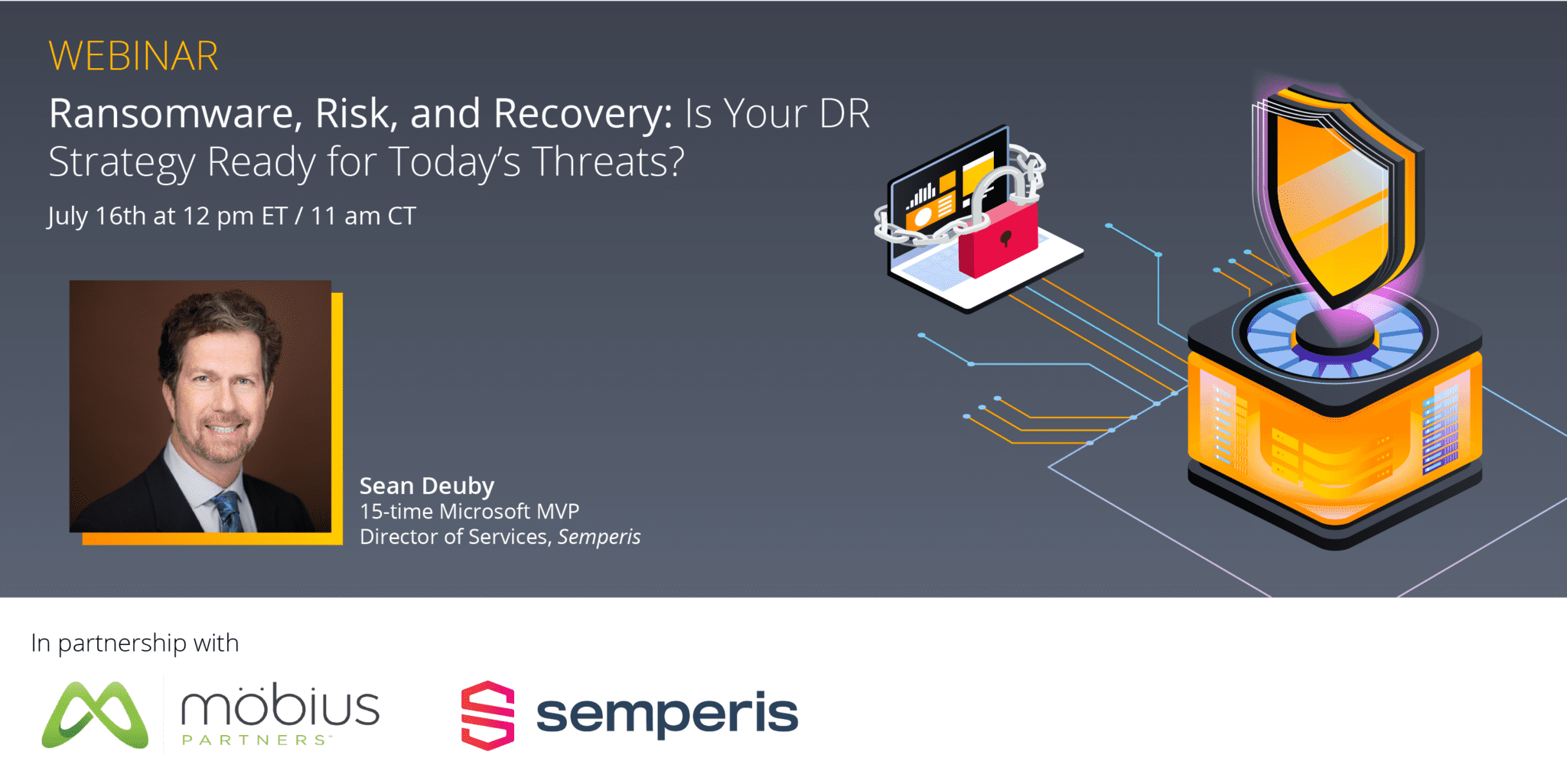 webinar ransomware risk and recovery