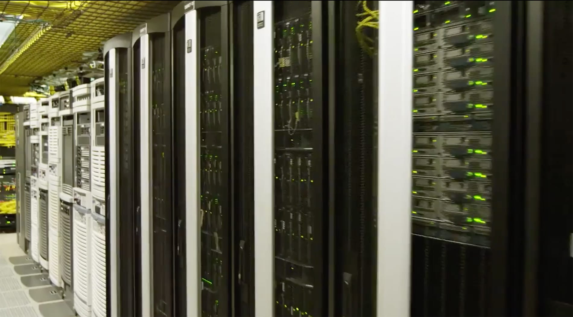 Mobius Servers and computers