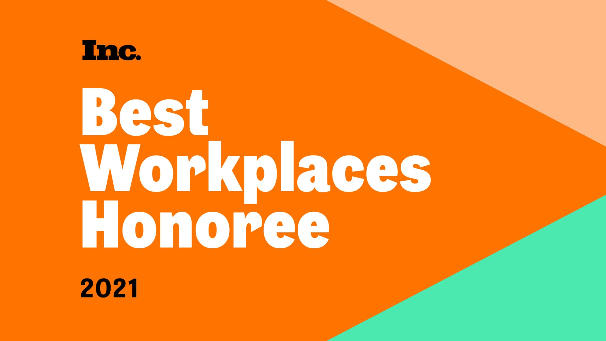 Best Workplaces 2021